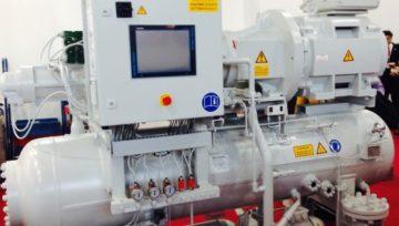 Aumento de la eficiencia de compresores de gas en la industria alimentaria con Weg